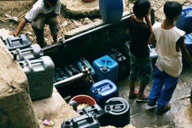 Wasserprojekt - Kordilleren